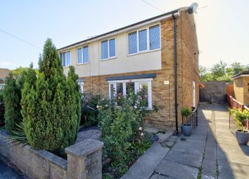 Thumbnail 3 bed semi-detached house for sale in Devonshire Way, Harrogate