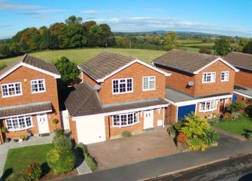 Thumbnail 3 bed detached house for sale in Parkfield Close, Hartlebury