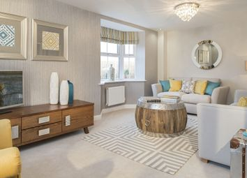 """Thumbnail 4 bed semi-detached house for sale in """"Hereford"""" at Bayswater Square, Stafford"""