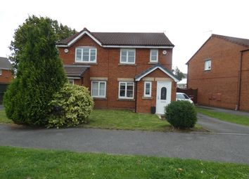 Thumbnail 2 bed semi-detached house for sale in Saxon Way, Kirkby, Liverpool