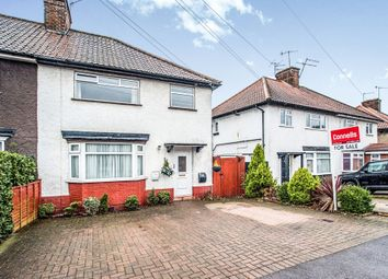 1 bed maisonette for sale in Blackwell Drive, Watford WD19