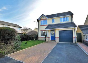Thumbnail 4 bed detached house for sale in Tarka Close, Okehampton