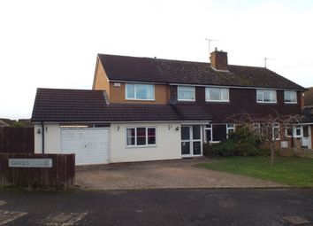 Thumbnail 4 bed semi-detached house for sale in Sands Close, Broadway