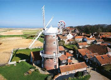 Thumbnail 11 bedroom detached house for sale in Cley Windmill, Cley, Holt, Norfolk