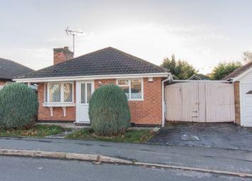Thumbnail 2 bed detached bungalow for sale in The Fieldway, Broughton Astley