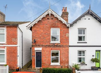 Thumbnail 2 bed semi-detached house for sale in Standen Street, Tunbridge Wells, Kent