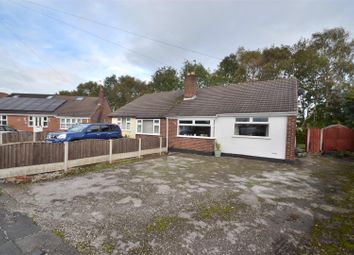 Thumbnail Semi-detached bungalow for sale in Selworthy Drive, Thelwall, Warrington