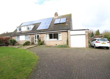 Thumbnail 3 bed detached bungalow for sale in Stretham Road, Wilburton, Ely