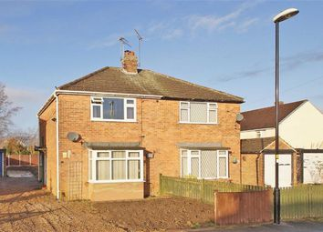 Thumbnail 3 bed semi-detached house for sale in Kirkham Road, Harrogate, North Yorkshire