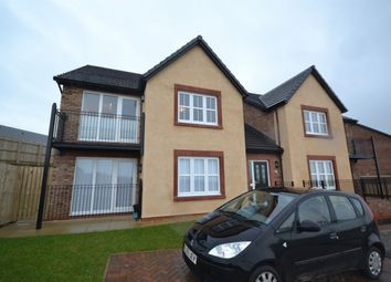 Thumbnail 2 bed flat to rent in Waters Edge Close, Whitehaven, Cumbria
