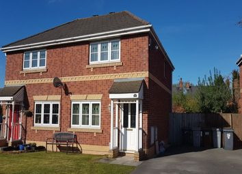 Thumbnail 3 bed semi-detached house to rent in Fernleigh Close, Middlewich