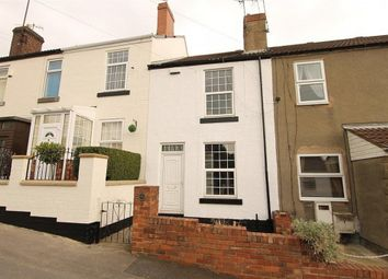 Thumbnail 2 bed end terrace house to rent in Fowler Street, Old Whittington, Chesterfield