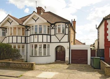 Thumbnail 3 bedroom semi-detached house for sale in Sonia Gardens, Neasden