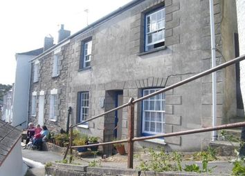 Thumbnail 2 bed cottage to rent in The Cliff, Mevagissey, St. Austell