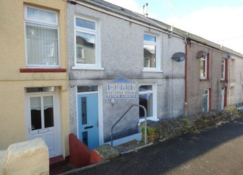 Thumbnail 2 bed terraced house to rent in John Street, Nantymoel, Bridgend County.