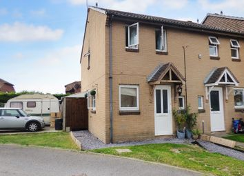 Thumbnail 2 bed end terrace house for sale in Kynon Gardens, Bognor Regis