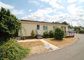 Thumbnail 2 bed mobile/park home for sale in Elm Tree Park, Sheepway, Portbury