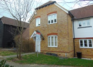 Thumbnail 3 bed semi-detached house to rent in Greyhound Chase, Singleton, Ashford