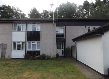 Thumbnail 4 bedroom terraced house to rent in Goodwood Close, Camberley