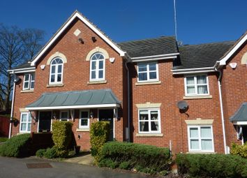 Thumbnail 3 bed terraced house for sale in Pipe Close, Redditch