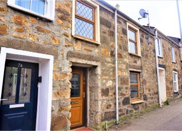 Thumbnail 3 bed terraced house to rent in Pendarves Street, Camborne