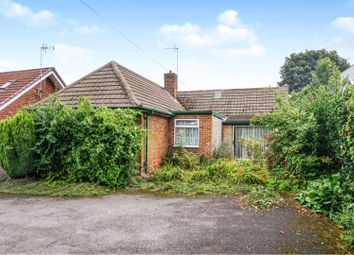 Thumbnail 3 bed detached bungalow for sale in Forest Road, Skegby
