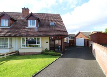 Thumbnail 4 bed semi-detached house for sale in Fernbank Park, Bangor