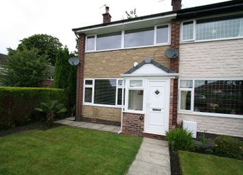 Thumbnail 2 bed terraced house for sale in Lostock Drive, Walmersley, Bury