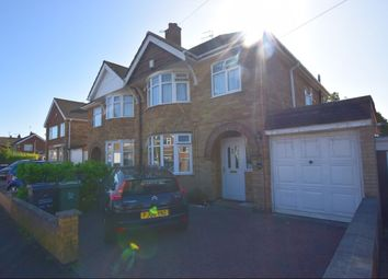 Thumbnail 3 bed semi-detached house for sale in Harrowgate Drive, Birstall, Leicester