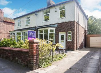 Thumbnail 3 bed semi-detached house for sale in Thatto Heath Road, St. Helens