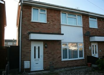 Thumbnail 3 bed end terrace house to rent in Broomfield Green, Canvey Island, Essex
