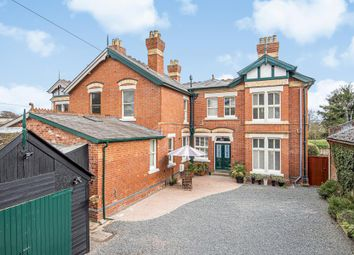 City, Hereford HR4. 4 bed semi-detached house for sale