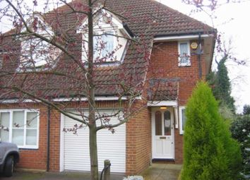 Thumbnail 2 bed semi-detached house to rent in Abbots Place, Borehamwood