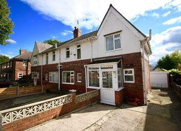 Thumbnail 3 bed semi-detached house for sale in Hilton Crescent, Worsley, Manchester