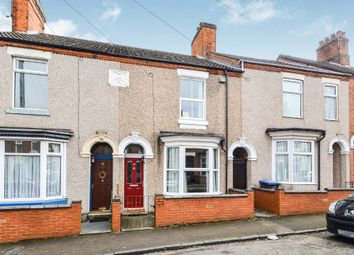 Thumbnail 2 bed terraced house for sale in Corbett Street, Rugby