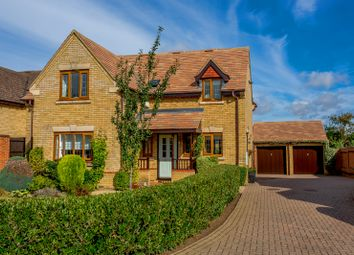 Thumbnail 4 bed detached house for sale in Partridge Lane, Bromham, Bedford