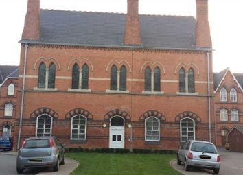Thumbnail 2 bed flat to rent in Grosvenor Gate, Leicester