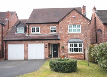 Thumbnail 5 bed detached house for sale in The Conifers, Ranby, Retford, Nottinghamshire