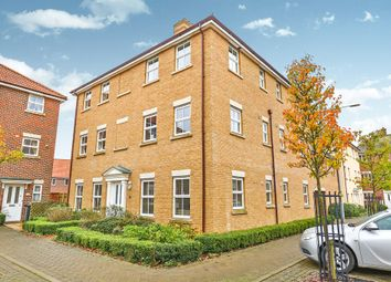 Thumbnail 2 bed flat for sale in Greenland Avenue, Wymondham