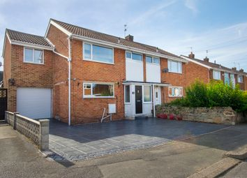 Thumbnail 4 bedroom semi-detached house for sale in Rutland Drive, Mickleover, Derby