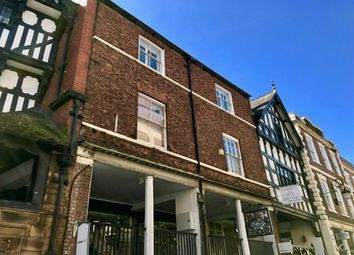 Thumbnail 1 bedroom flat to rent in Watergate Row South, Chester