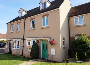 Thumbnail 4 bedroom town house for sale in Clermont Close, Patchway, Bristol