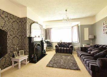 Thumbnail 4 bed semi-detached house for sale in Nutley Close, Goring-By-Sea, Worthing, West Sussex
