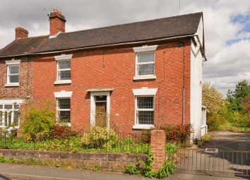 Thumbnail 4 bed semi-detached house for sale in Park Lane, Madeley, Telford
