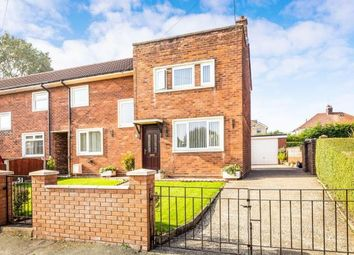 Thumbnail 3 bed end terrace house for sale in Frances Avenue, Wrexham, Wrecsam