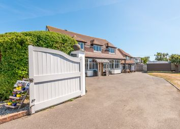 Thumbnail 9 bed detached house for sale in South Strand, East Preston, Littlehampton, West Sussex
