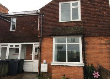 Thumbnail 2 bed terraced house to rent in Glover Road, Willesborough, Ashford