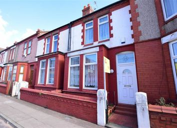 2 bed terraced house for sale in Rowson Street, Wallasey, Merseyside CH45
