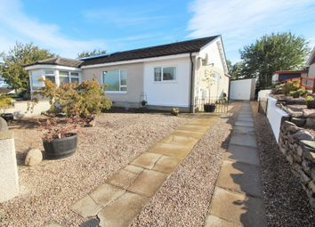 Thumbnail 3 bed semi-detached bungalow for sale in Hilltop Road, Forres
