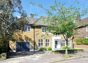 Thumbnail 7 bed detached house to rent in West Heath Close, London